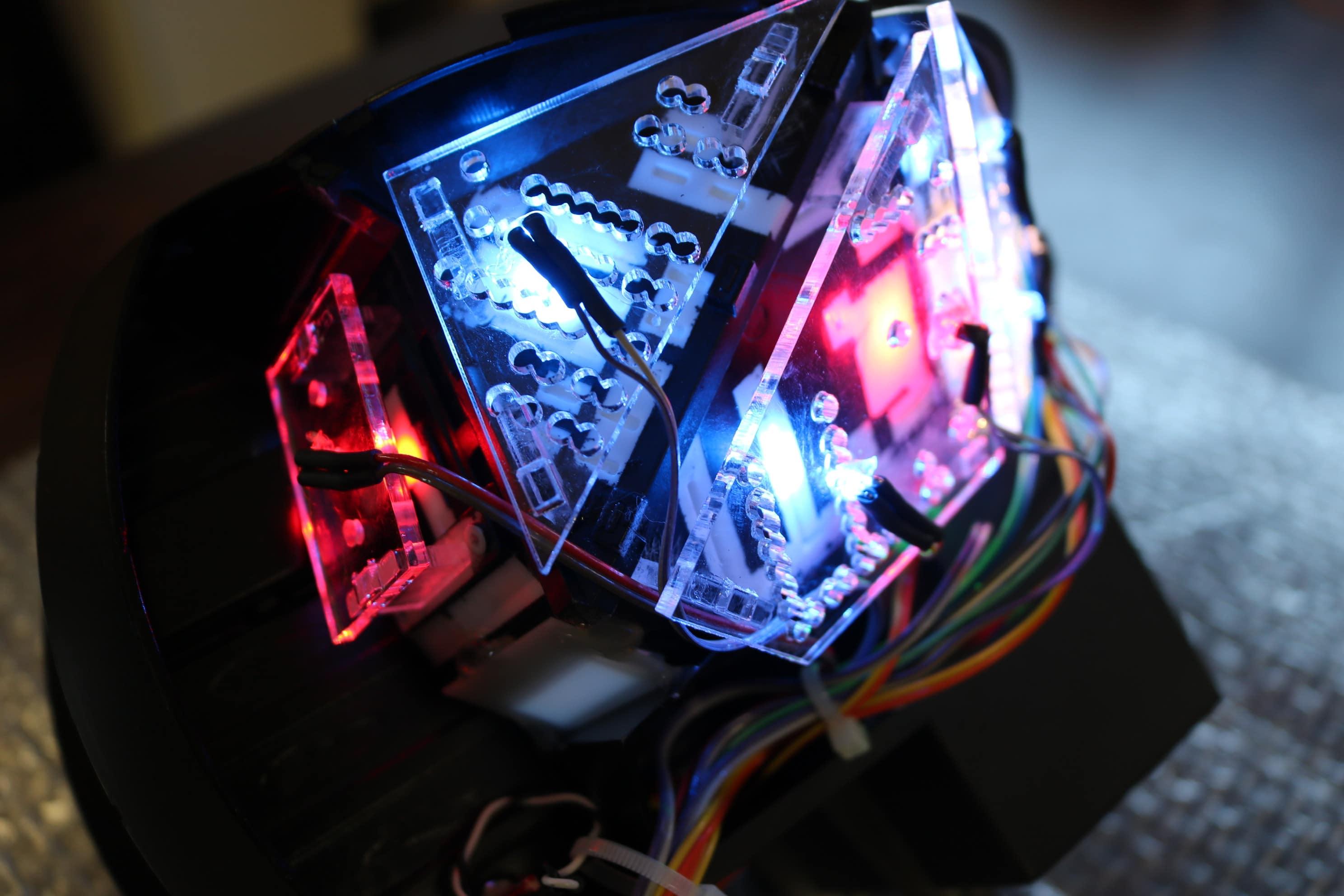 2001 Eva Pod Lighting Support Kit Yay Monsters